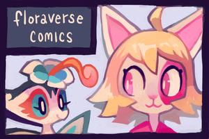 Floraverse comics