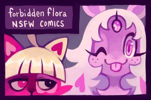 Forbidden Flora NSFW comics
